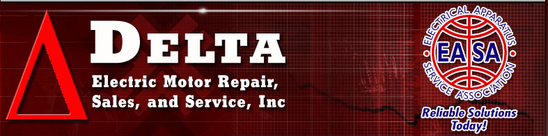 Delta Electric Motor Repair Sales, and Service, Inc.